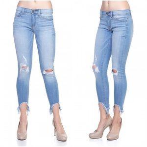 Destroyed Ankle Jean